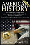 American History: US History: An Overview of the Most Important People and Events. The History of United States: From Indians to Contemporary History of America