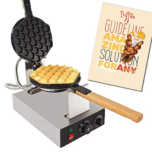Aldkitchen Bubble Waffle Maker