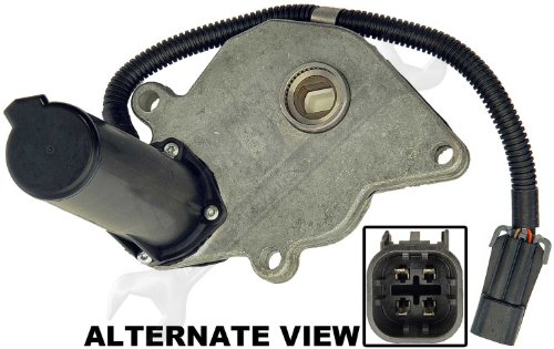 APDTY 711012 Transfer Case Four Wheel Drive Actuator aka 4WD (Drive Shift)
