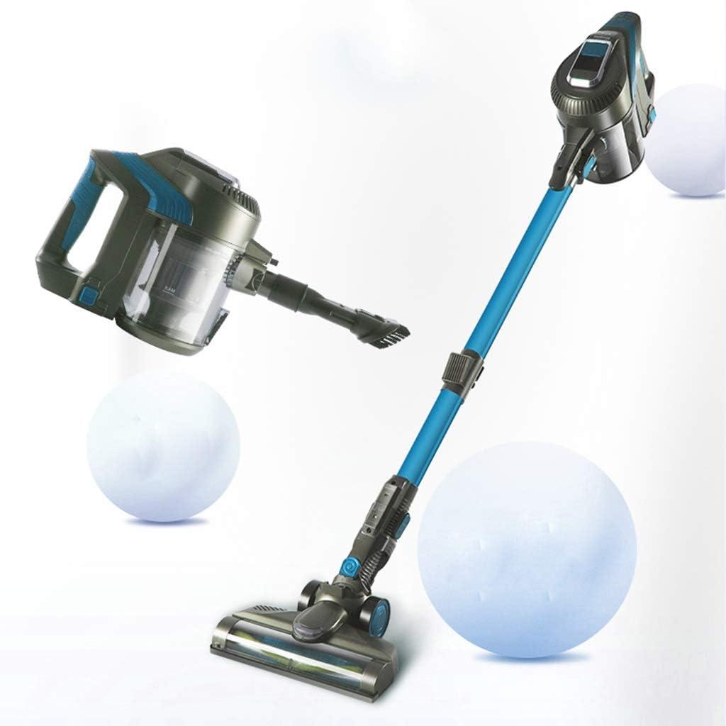 LiPengTaoShop Aspirateur sans Fil est léger et Puissant et Bleu (Color : Blue) Blue