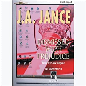 Dismissed with Prejudice Audiobook