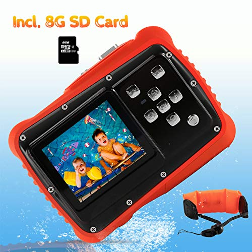 Kid Friendly Waterproof Camera - 4