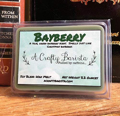 Bayberry Christmas Scented Wax Melt Cubes, 3.2 Ounces