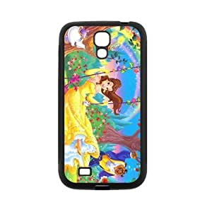 Custom Beauty And Beast Back Cover Case for SamSung Galaxy S4 I9500 JNS4-715