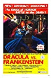 Dracula Vs. Frankenstein POSTER Movie (27 x 40 Inches - 69cm x 102cm) (1971)