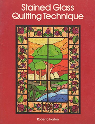 Stained Glass Quilting Technique