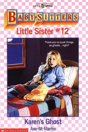 Download Karen's Ghost (Baby-Sitters Little Sister #12) (Little Apple Paperbacks) pdf