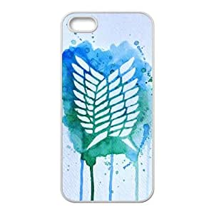 Attack On Titan iPhone5s Cell Phone Case White present pp001_9766681