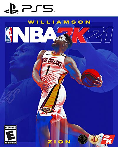 NBA 2K21 – PlayStation 5 Standard Edition