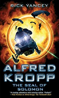 Alfred Kropp: The Seal of Solomon (Alfred Kropp Adventures Book 2) by [Yancey, Rick]