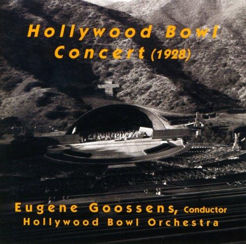 Hollywood Bowl Concert 1928 / Various (Beatles Live At The Hollywood Bowl Cd)