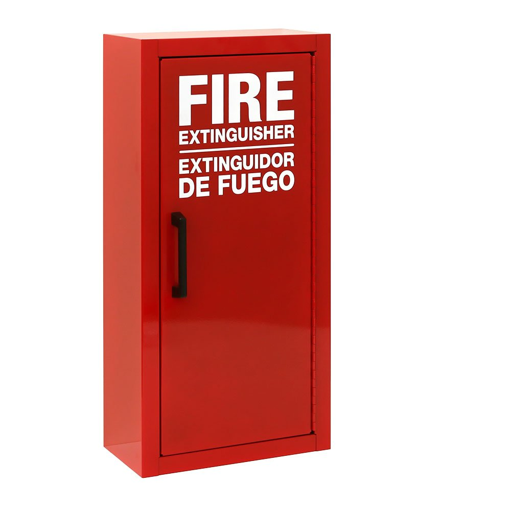 Amazon.com: Extintor Gabinete, Surface Mount: Industrial ...