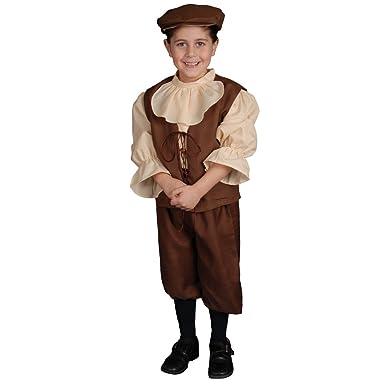 Colonial Boy - Toddler T2  sc 1 st  Amazon.com & Amazon.com: Colonial Boy Childrenu0027s Costume By Dress Up America ...