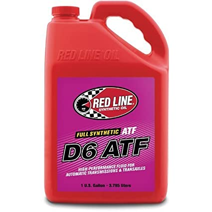Red Line 30705 1 Pack D6 ATF Gallon