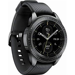 Samsung Galaxy Watch (42mm) SM-R810NZKAXAR (Bluetooth) – Black (Renewed)