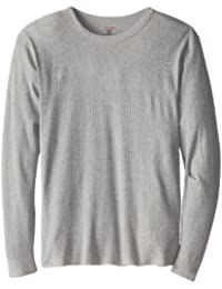 Mens X-temp Thermal Longsleeve Crew Top - Extended Sizes