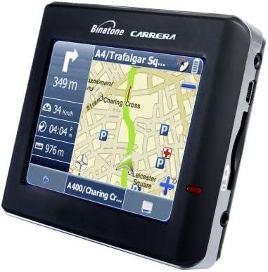 binatone carrera x350 free map updates