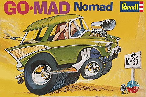 アメリカレベル デイブ・ディール Go-Mad ノマド 04310 プラモデルの商品画像