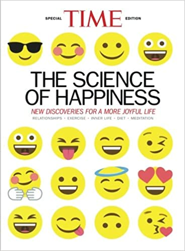 abed0a618e2 TIME The Science of Happiness  New Discoveries for a More Joyful Life  The  Editors Of TIME  9781683304302  Amazon.com  Books