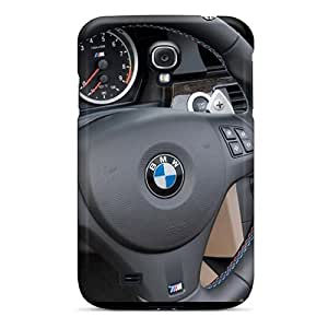 High Impact Dirt/shock Proof Case Cover For Galaxy S4 (bmw M3 Convertible Dashboard)