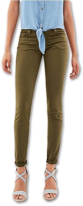 TALLA 31. Salsa Pantalones Wonder Skinny de Color