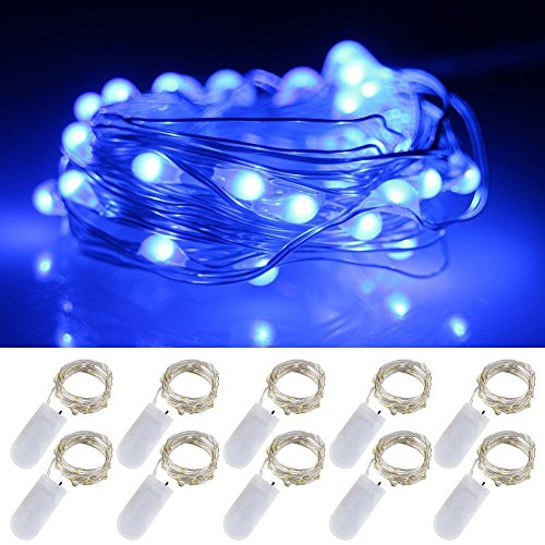 Bright Blue Led Christmas Lights