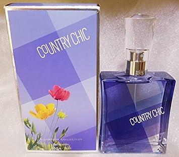 Bath And Body Works COUNTRY CHIC Eau De Toilette Perfume 25 FL OZ