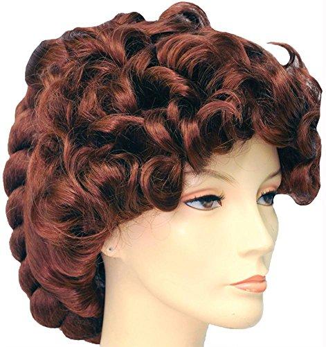 Lacey Wigs Wig 1870 Wig Auburn -
