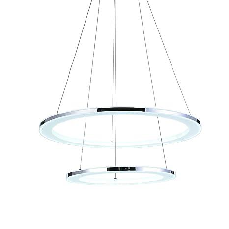 Amazon.com: VALLKIN Lámpara de techo colgante de acrílico ...