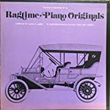 Ragtime Piano Originals Compiled By David A. Jasen: 16 Composer-Pianists Playing Their Own Works