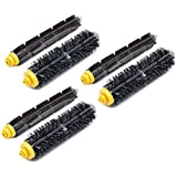 Neutop 3 Sets Bristle & Beater Brush Set for iRobot Roomba 600 and 700 Series Vacuum Cleaners 650 630 614 618 620 610 770 780 790 761