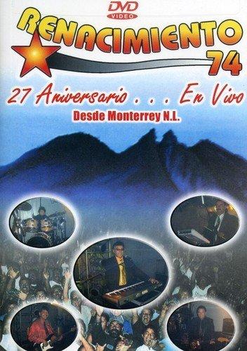 DVD : Renacimiento 74 - 27 Aniversario En Vivo (DVD)