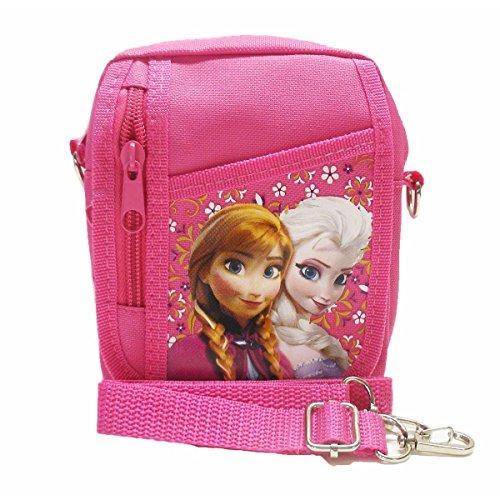 Frozen Disney Hot Pink Mini Shoulder Bag