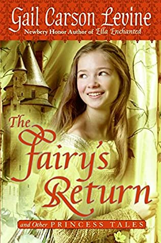 book cover of The Fairy\'s Return and Other Princess Tales