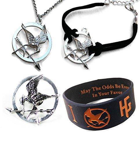 HG Movie Inspired 4 piece Gift Pack. Mockingbird