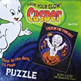 Casper The Ghost Glow In The Dark Puzzle with Magic Motion