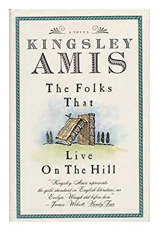 book cover of The Folks That Live On the Hill