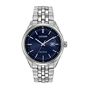Citizen Eco-Drive Men's Stainless Steel Corso Watch