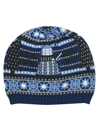 Doctor Who Tardis and Dalek Christmas Hat