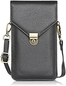 Details about  /New Cellpone Bag Womens Bag Mobile Phone Wallet Trawel Pouch 1pc Cross Body N3