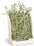 Mkono Hay Feeder Less Wasted Hay Rack Manger for