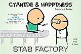 """""""Cyanide & Happiness - Stab Factory"""" av Kris Wilson"""