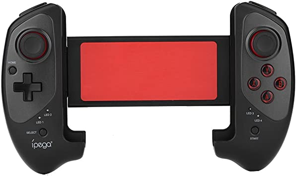 fosa Gamepad Bluetooth Telescópico LED para Switch Android/iOS Windows7/8/10 PC, Mando Inalámbrico de Juegos para Nintendo Switch, Tableta/Teléfono Móvil/Smart TV y PC: Amazon.es: Electrónica