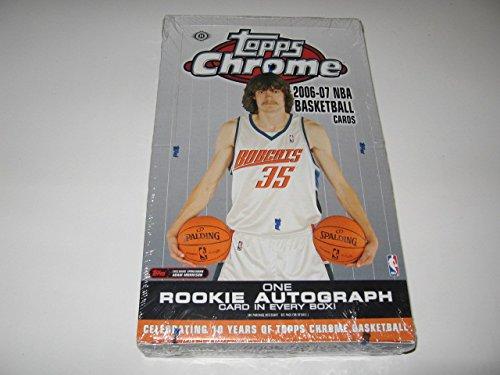 2006/07 Topps Chrome Basketball Box (Hobby)
