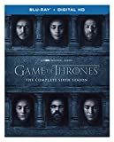 Image of Game of Thrones: The Complete Sixth Season [Blu-ray]