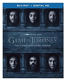 Game of Thrones: The Complete Sixth Season [Blu-ray] (B01H2JPULU) | Amazon Products