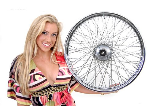 Spoke Rims For Harley - 6