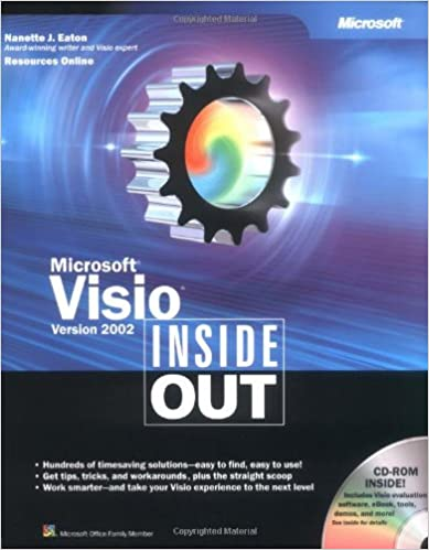 Download Microsoft Visio Version 2002 Inside Out by Nanette Eaton ...