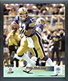 Dan Marino Pittsburgh Panthers Action Photo (Size: 17'' x 21'') Framed