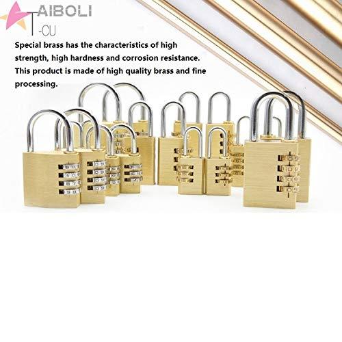 metallic barss digital door lock security door lock number lock U lockDigit Combination Password for office desk hotel - (Color: 103) (Best Password Cracking Tools)